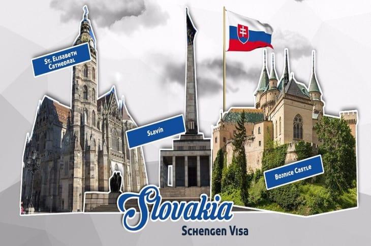 Bí quyết xin visa du lịch Slovakia tỉ lệ đậu cao