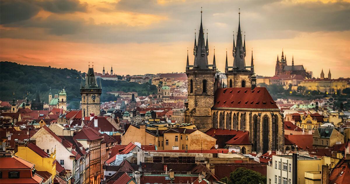 Czech Republic là nước nào
