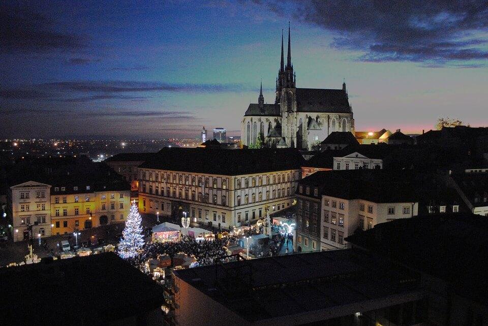 Thành phố Brno