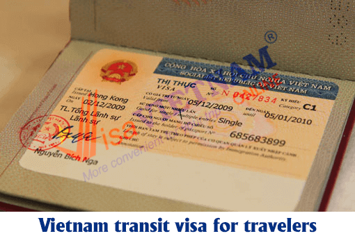 Vietnam transit visa for Slovak citizens