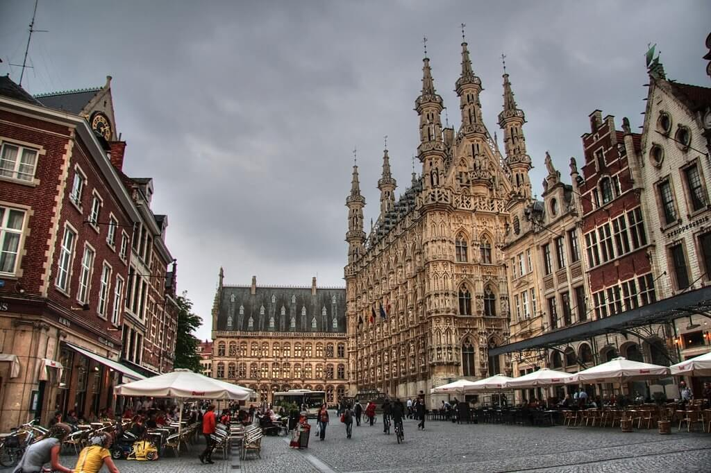 belgium la nuoc nao