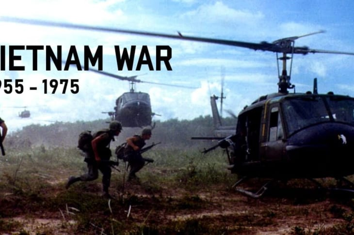 What caused the Vietnam War
