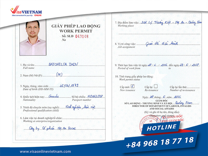 Vietnam visa requirements from Guyana
