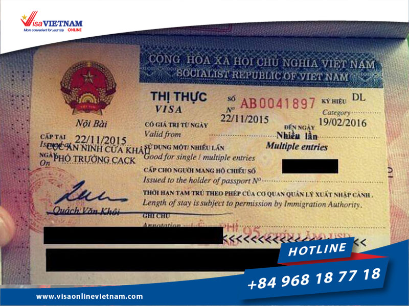 How many ways to apply Vietnam visa from Nicaragua?
