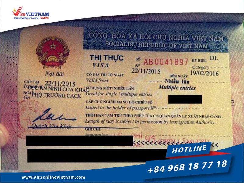 How to get Vietnam visa on arrival from Chile? - Visa de Vietnam en Chile