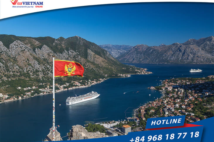 How to get Vietnam visa on Arrival from Montenegro?