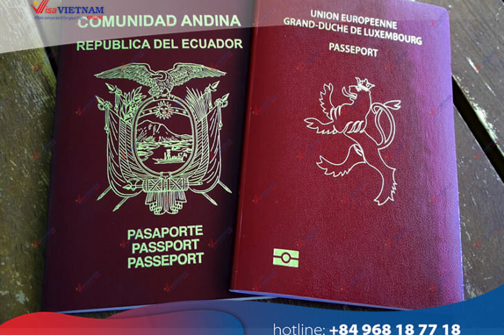 How to apply for Vietnam visa on arrival in Ecuador?