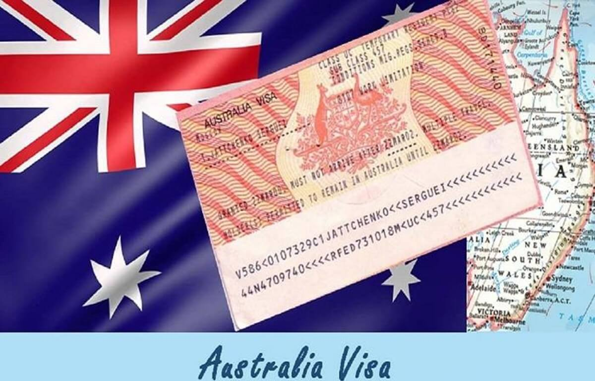 visa Úc 489