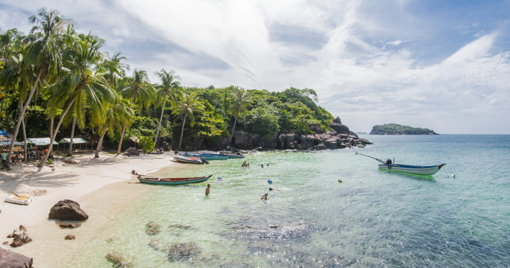 Pearl Island of Vietnam