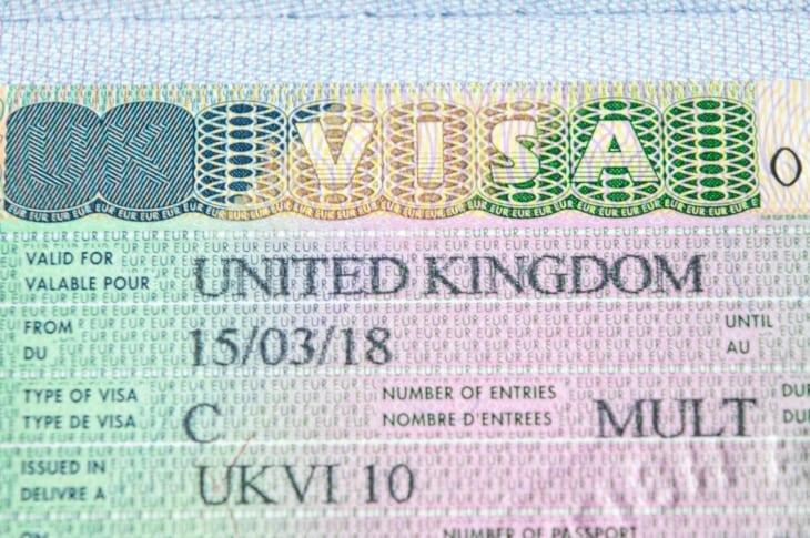 thủ tục xin visa du lịch Anh