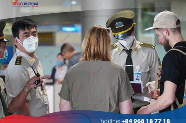 Foreign investors, experts, skilled workers and business managers are allowed to enter Vietnam