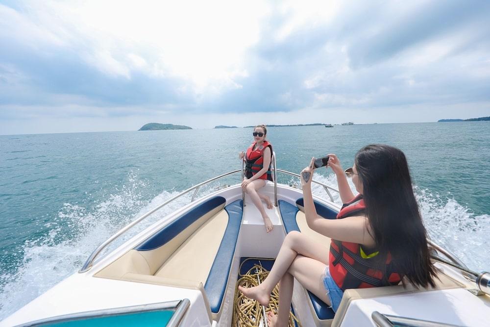 Hòn Thơm Phú Quốc - Tuyệt tác từ biển đảo