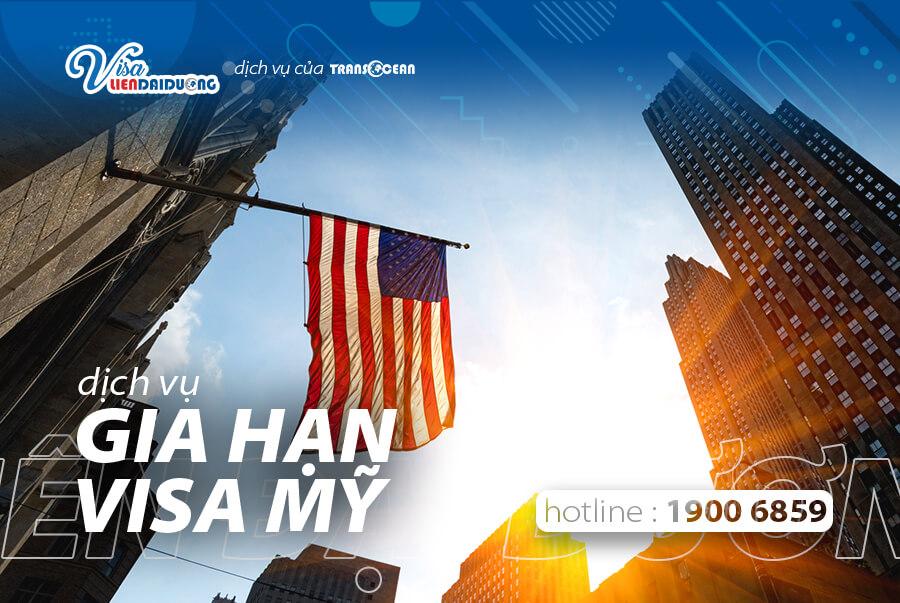 bị từ chối gia hạn visa Mỹ